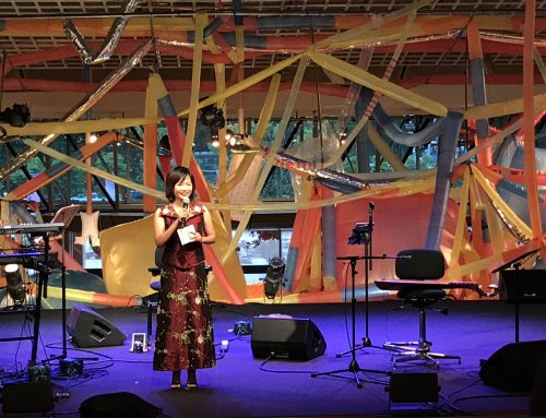 Esplanade Huayi Chinese Festival of Arts Opening Ceremony