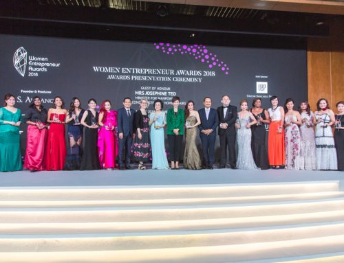 Women Entrepreneur Awards 2018 Presentation Ceremony and Gala Dinner