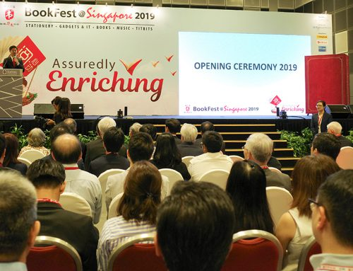 BookFest@Singapore 2019 Opening Ceremony