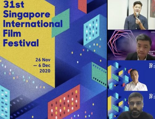 31st Singapore International Film Festival Media Conference (Virtual)